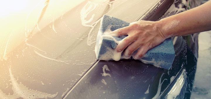 Почему мыло моет