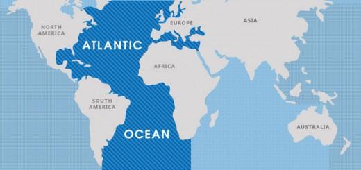 Почему Атлантический океан так называется?