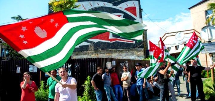 Почему Абхазия не входит в состав России