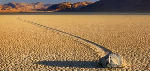 Почему движутся камни в Долине Смерти?